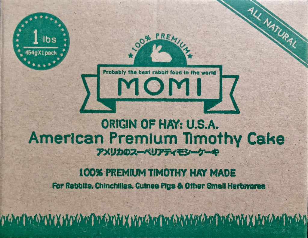 Momi Timothy Hay Cake