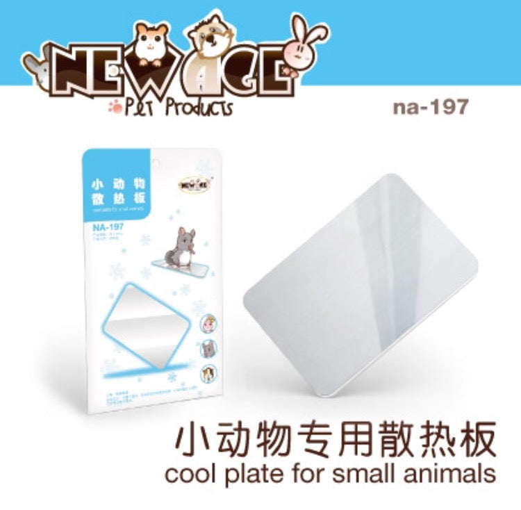 New Age Cool Plate