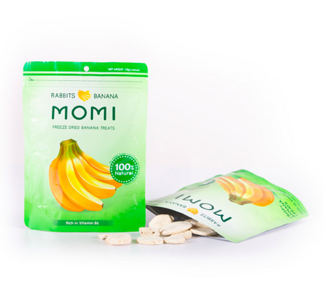 Momi Dried Banana Treats