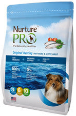 Nurture Pro Original Herring (For Young & Active Adult)