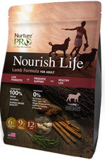 Nuture Pro Nourish Life Lamb Formula (Adult)