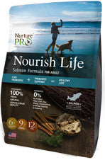 Nurture Pro Nourish Life Salmon Formula - For Adult