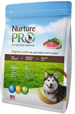 Nurture Pro Original Lamb (For Large Breed Puppy & Adult)