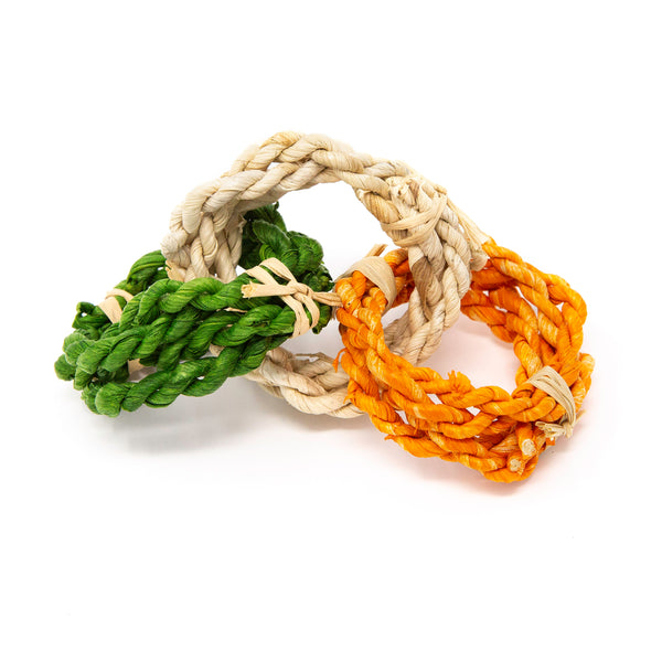 Oxbow Enriched Life Twisty Rings & Willow Bundle Basket