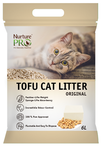 Nuture Pro - Tofu Cat Litter Original