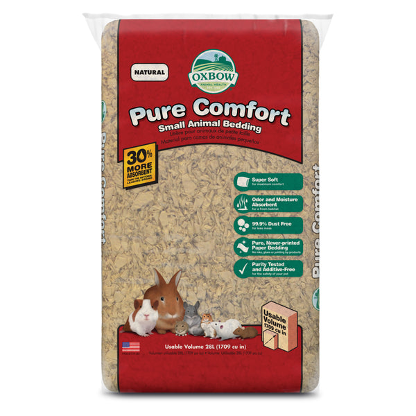 Pure Comfort Bedding - Oxbow Natural