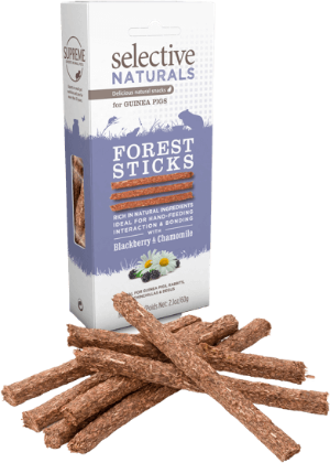 Selective Science - Naturals Forest Sticks (No Alien$)