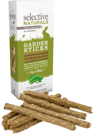 Selective Science - Naturals Garden Sticks (No Alien$)