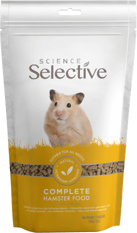 Selective Science Hamster 12oz (no Alien$)