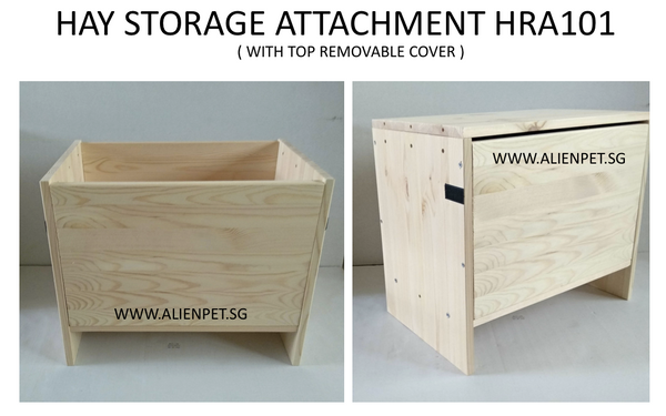MK HAY STORAGE ATTACHEMENT (No Alien$)