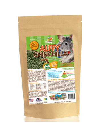 APD Alffy Chinchilla Pellets