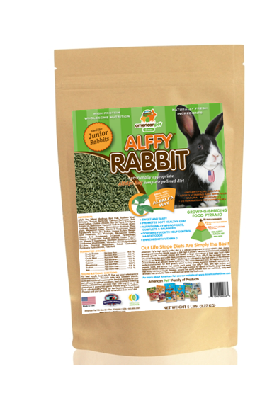APD Alffy Rabbit Pellets