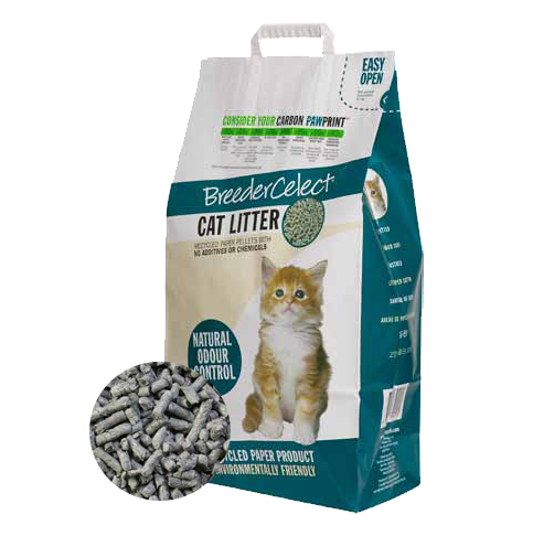 Breeder Celect Cat Litter (No Alien$)