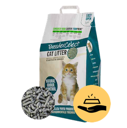 Breeder Celect - Cat Litter (Donation)