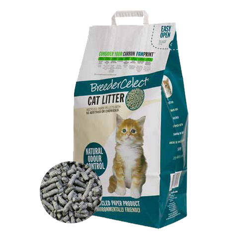 Breeder Celect Cat Litter (Delivery from 27 Feb onwards)