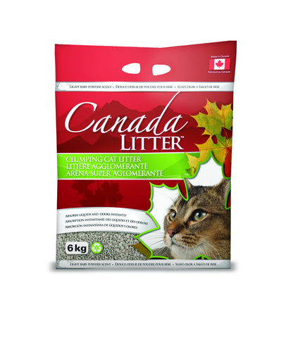 Canada Litter - Unscented (6KG)