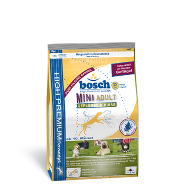 Bosch High Premium Mini - Adult Poultry & Millet