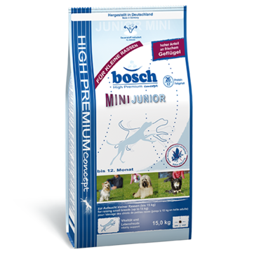 Bosch High Premium Mini - Junior