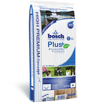 Bosch High Premium Plus - Trout & Potato