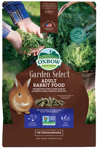 Oxbow Garden Select - Adult Rabbit (No Alien$)