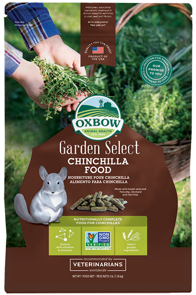 Oxbow Garden Select - Chinchilla (No Alien$)