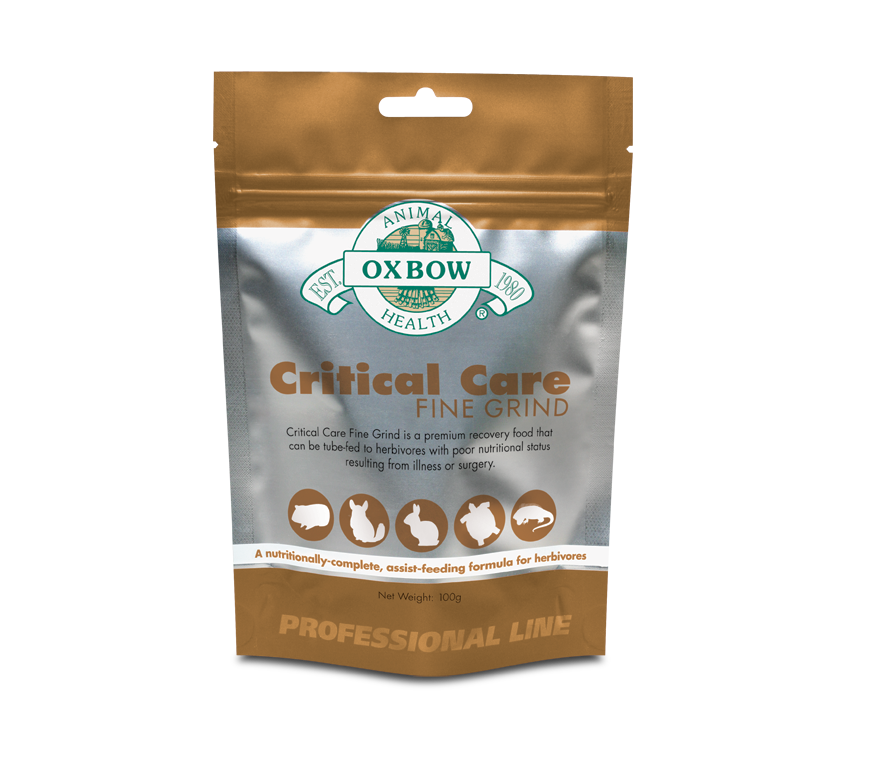 Delivery within 24 hours from Payment Date/Time - Oxbow Critical Care (Fine Grind) (No Alien$)