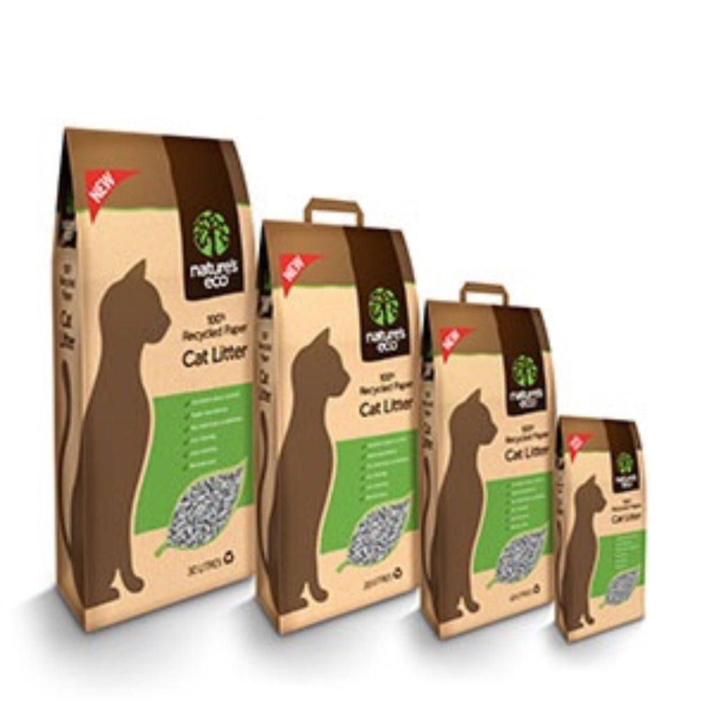 Nature's Eco Cat Litter 30L (Earn Alien$1)