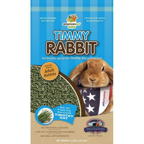 American Pet Diner - Timmy Rabbit Pellets