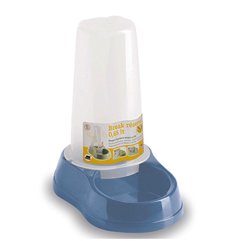 Stefanplast Food & Water Dispenser 0.65L