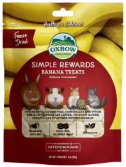 Oxbow Banana Treats
