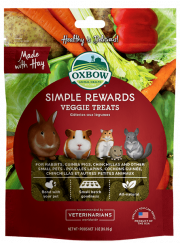 Oxbow Veggies Treats