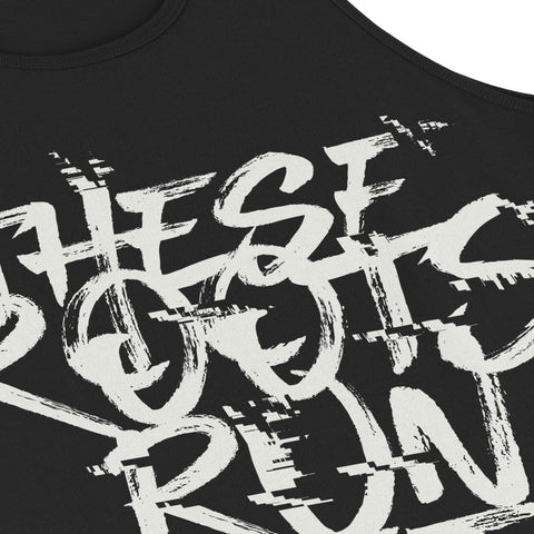 These Roots Run Deep - Black Vest