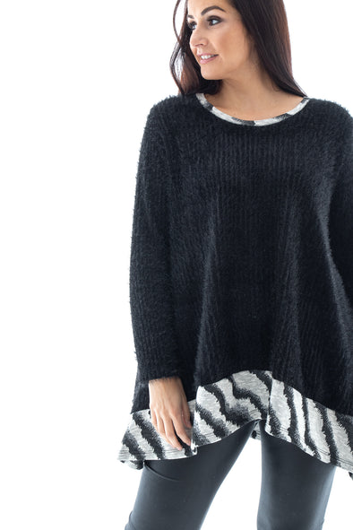 Fara Fluffy Jumper