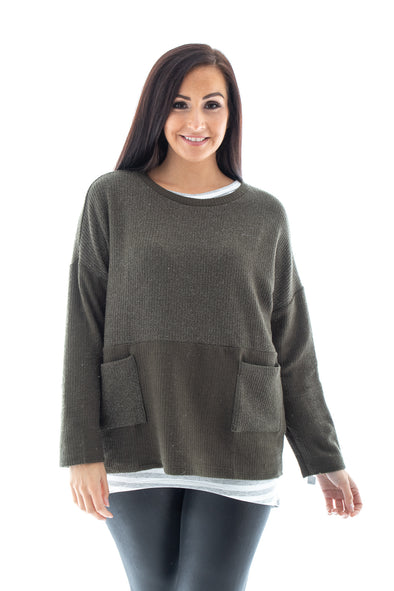 Shelley Shimmer Jumper
