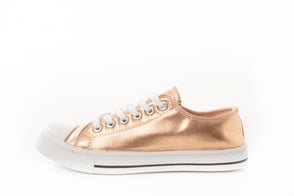 Miranda Metallic Trainer - Tilletts Clothing (4030695178353)