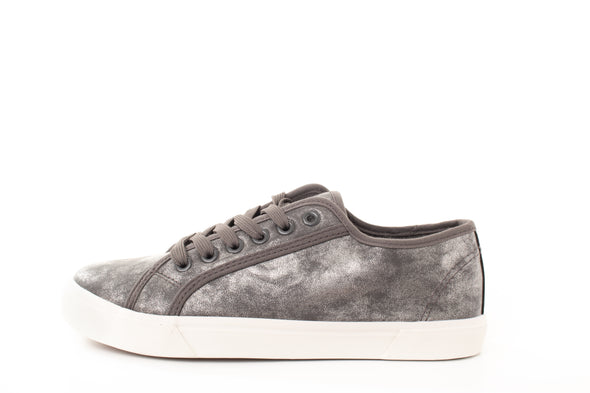 Casis Metallic Trainer - Tilletts Clothing (4029745692785)