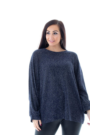 Ginger Sparkle Jumper - Tilletts Clothing (4054372843633)
