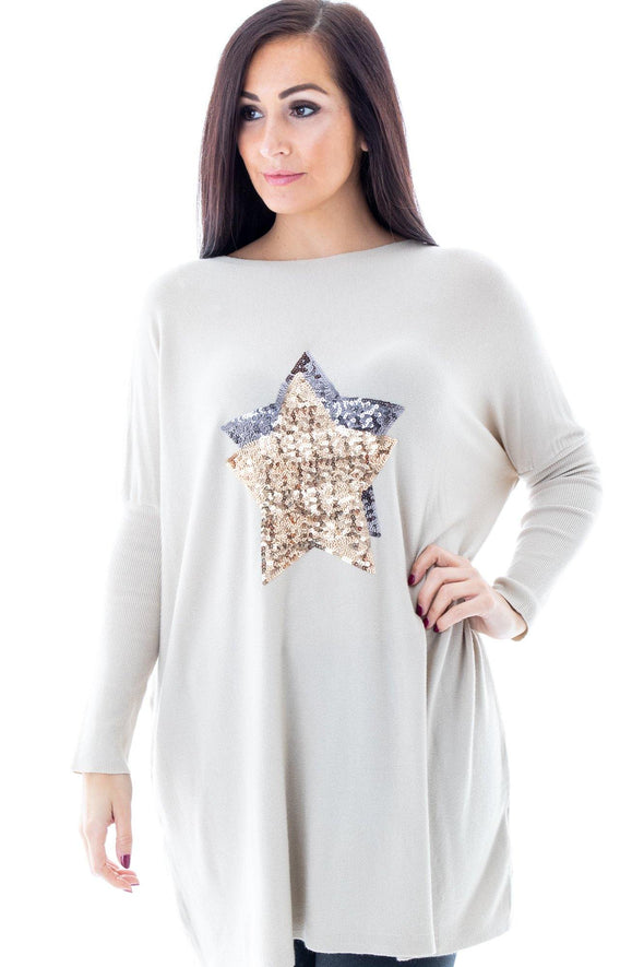 Louisa Star Jumper
