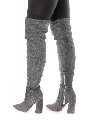 Jet Sparkle Boot - Tilletts Clothing (4307577962609)
