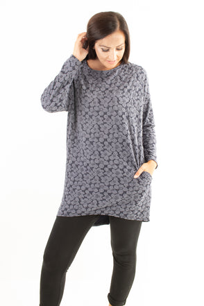 Daisy Textured Tunic