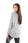 Selina Shimmer Stripe - Tilletts Clothing (4074852909169)