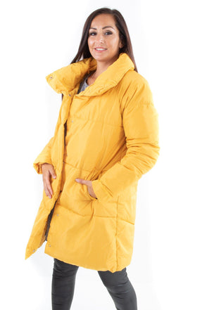 Pearl Puffa Coat - Tilletts Clothing (3989766275185)
