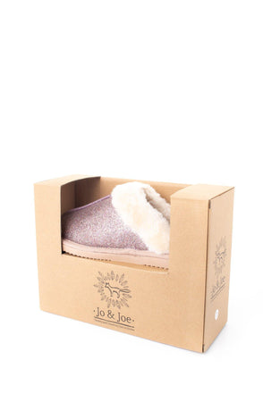 Susu Sparkle Slipper - Tilletts Clothing (4051210829937)