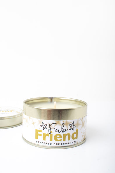 Special Person Tin Candle - Tilletts Clothing (4032769589361)