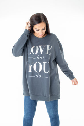 Tula Love Sweatshirt