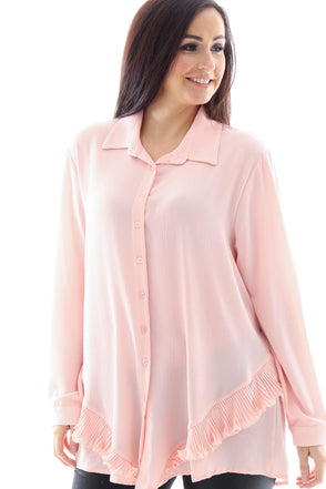 Angel Frill Shirt