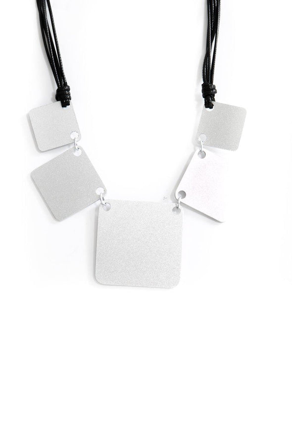 Short Square Necklace