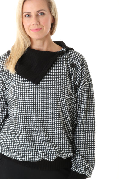 Doris Dogtooth Jumper