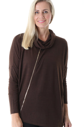 Beverley Zip Jumper