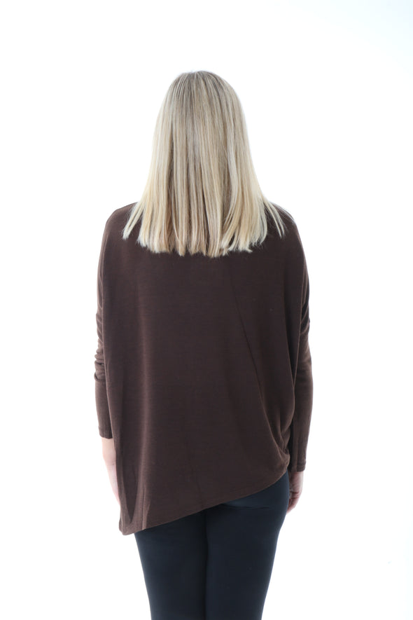 Beverley Zip Jumper - Tilletts Clothing